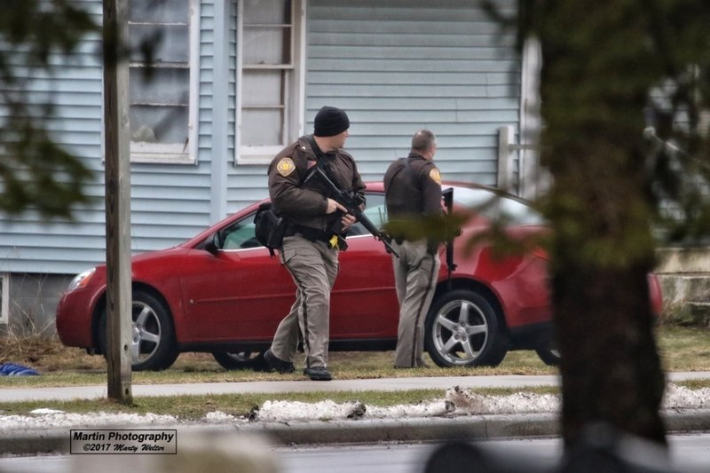 Junction city standoff being investigated as hate crime for Courtesy motors stevens point