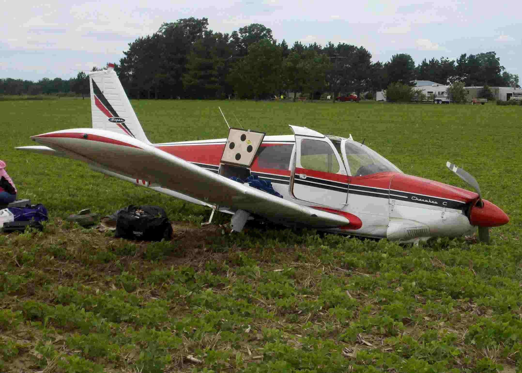 Small Plane Crashes In Barron County Wkow 27 Madison