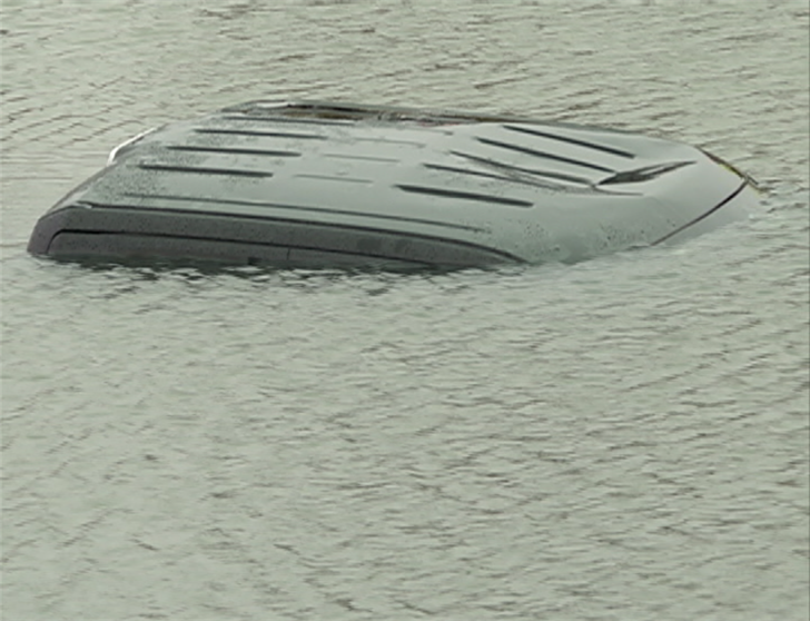 Year Old Woman Drives Car Into Pond