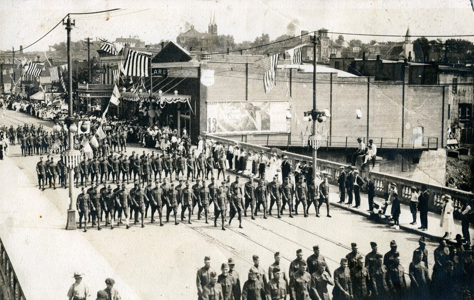 Why the memory of World War I is still fresh in the Chippewa Valley
