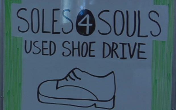 Soles4Souls shoe drive underway at UWEC