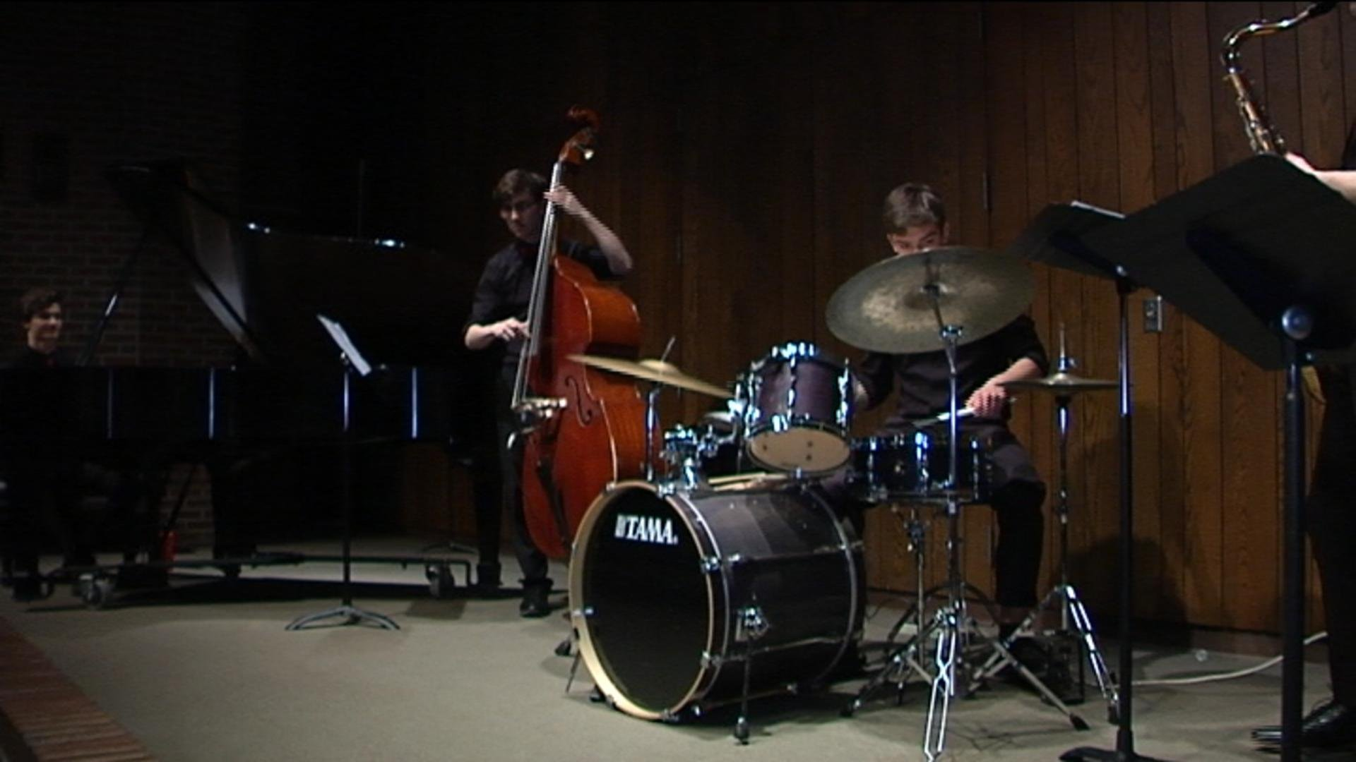 Eau Claire Jazz Festival brings crowds of student musicians to the city
