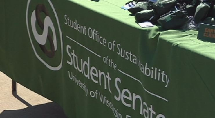 Event at UWEC draws attention to sustainable living