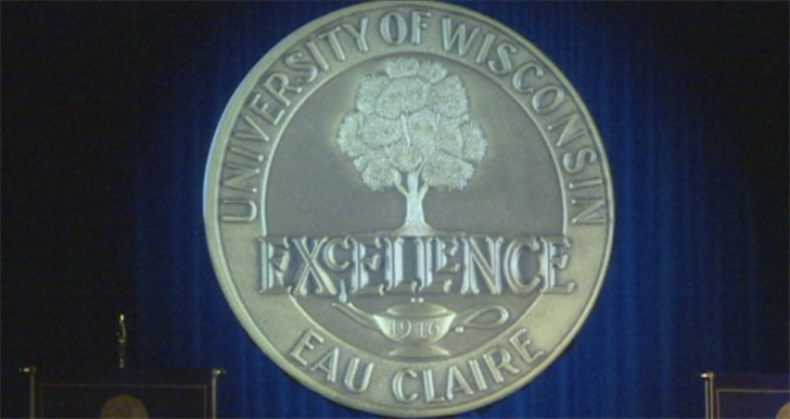UWEC student graduates early and debt free