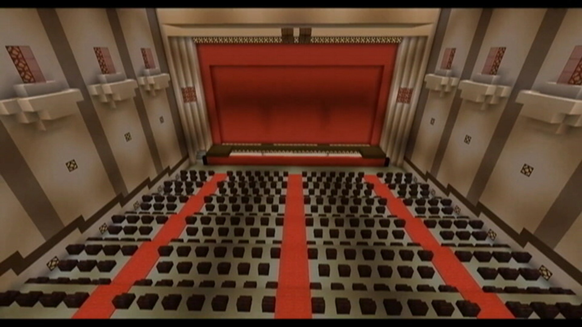 UWEC student creates virtual walk through of Eau Claire's State Theatre