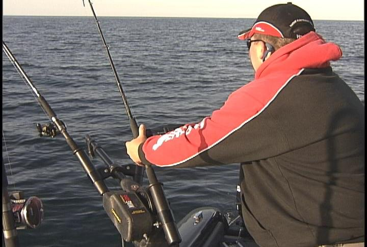 Local pro angler expects strong fishing season opener for Wi fishing season