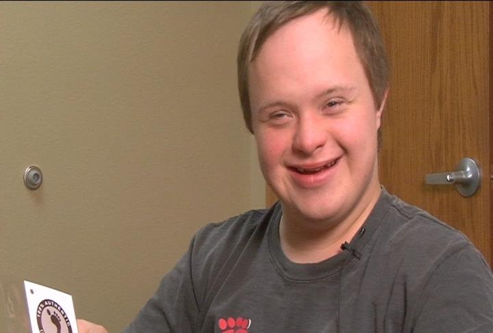 Down Syndrome Organization Hires Local Teen Wqow Tv Eau