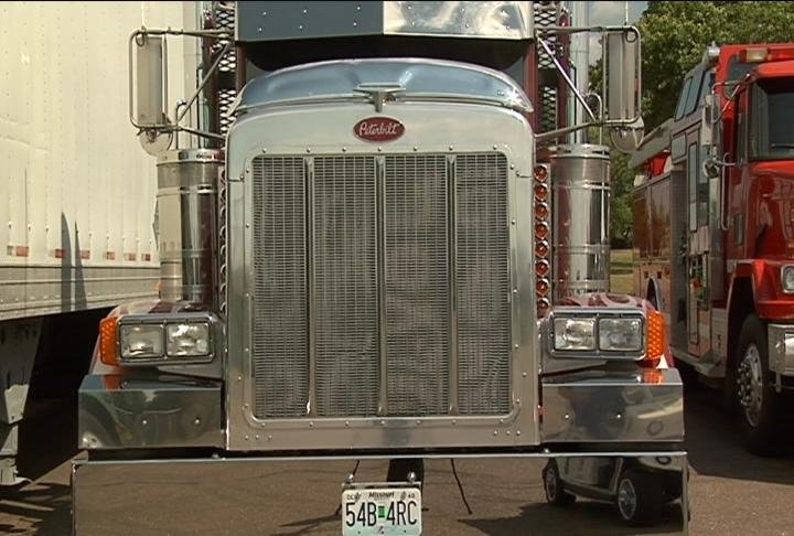 Big Rig Coming For You : Big rigs are coming to town wkow madison wi
