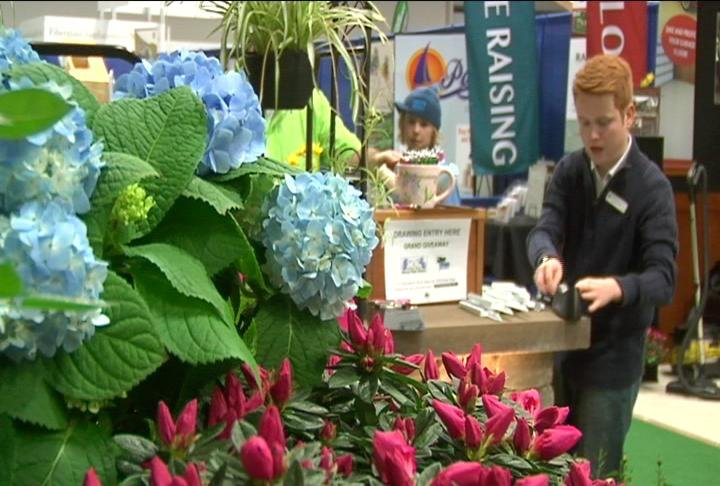 36th Annual Home And Garden Show Opens In Eau Claire