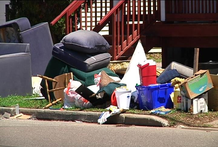 Area Health Department Responds To Trash Piles On Boulevards Wvva Tv Bluefield Beckley Wv News