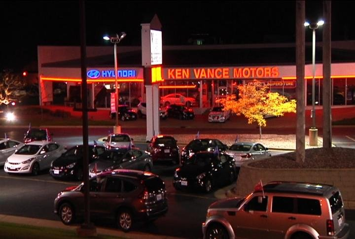 Ken Vance Motors Speaks Out Regarding Break In Burglary Wqow Tv Eau Claire Wi News18 News