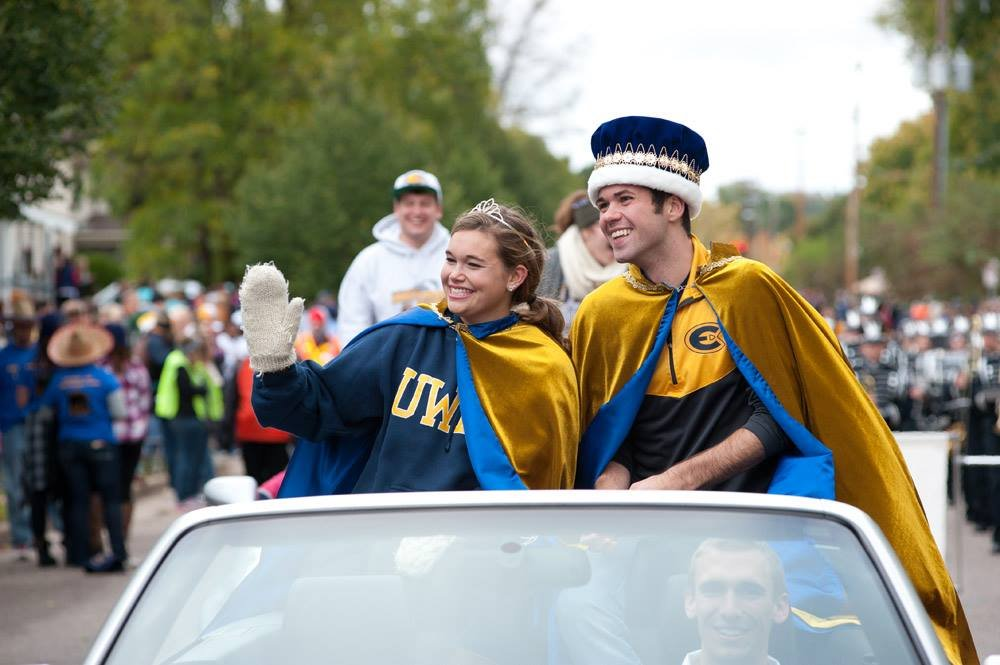 UW-Eau Claire does away with traditional homecoming titles