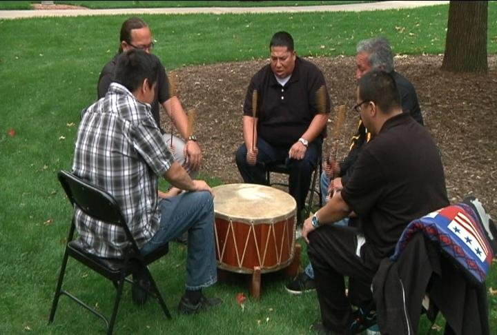 UW-Eau Claire celebrates Indigenous Peoples Day