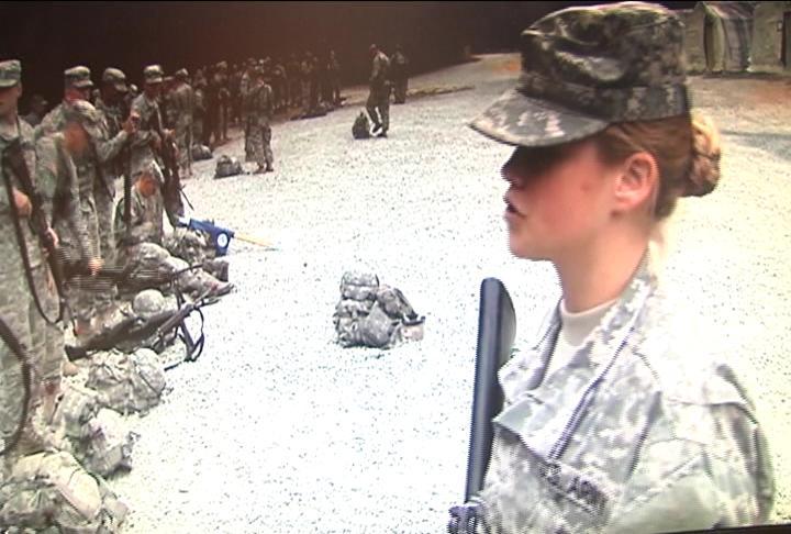 Military leaders speak in favor of women in the draft