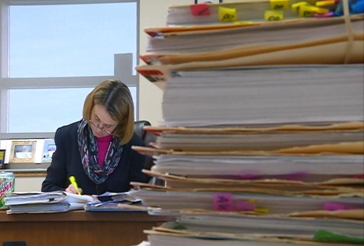 Barron County handles 2,000 cases a year