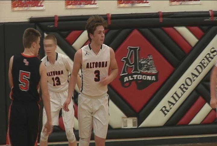 Altoona knocks off Stanley-Boyd