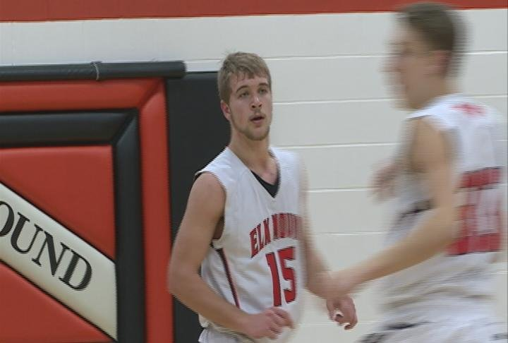 Ben Lambele scores 18 points to lead Elk Mound past Colfax