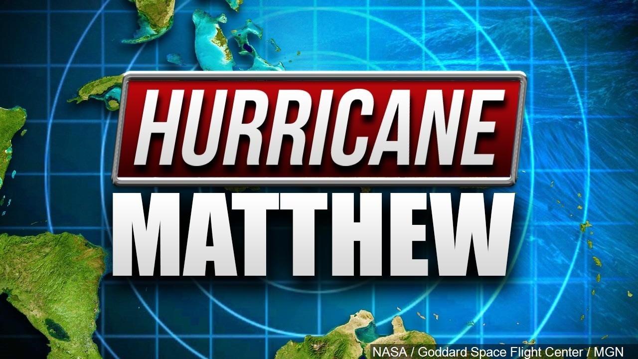 Image result for hurricane matthew south carolina